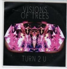 (DC747) Visions of Trees, Turn 2 U - 2012 DJ CD