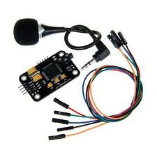 Geeetech Voice Recognition Module With Microphone Control Voice Board For Arduin