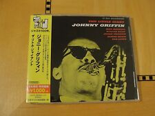 Johnny Griffin - The Little Giant - Japan CD UCCO-99054