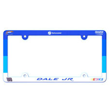 DALE EARNHARDT JR #88 NATIONWIDE NASCAR LICENSE PLATE FRAME PLASTIC