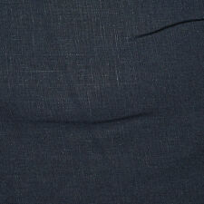 Light Navy Blue Irish Linen Suiting Cloth – 2.00 Mtr