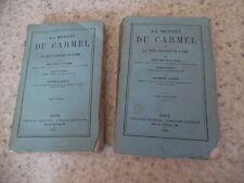 1866.Montée carmel et nuit obscure ame.2/2.Saint Jean de la Croix.Gilly