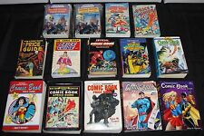 Overstreet Price Guide w/ Hardcovers 14pc Low to Mid Grade Comic Lot