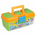 29 Pc Play Dough Set With Carry Modelling Shapes Tool Case Kids Toys Xmas Gift
