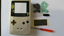 BE-HOUSING GAMEBOY COLOR PIKACHU NEW