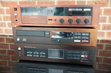 Liebhaber: PROTON Anlage bestehend aus Receiver, CD-Player und Kassettendeck