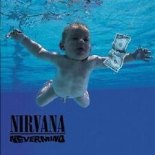 "NIRVANA ""NEVERMIND"" LP NEUWARE"