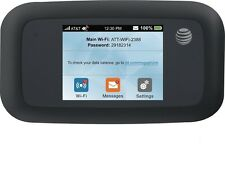 AT&T VELOCITY MF923 UNTHROTTLED UNLIMITED DATA 4G LTE HOTSPOT $150/Month