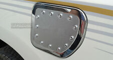For Prado Land Cruiser FJ150 2010-2015 Chrome Tank Cover Fuel Tank Cap trim 1pcs