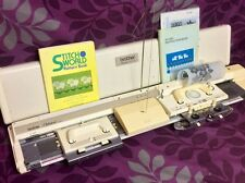 Brother knitting machine electronic KH 950 electroknit