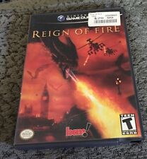 Reign Of Fire Nintendo Gamecube Game Complete