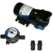 JABSCO PARMAX 3 SHOWER DRAIN PUMP 12V 3.5GPM