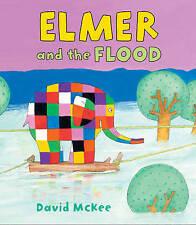 Elmer y la inundación, David McKee
