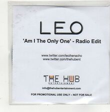 (FQ909) Leo, Am I The Only One - DJ CD