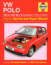 VW POLO 1994 TO 1999 P/D NEW  MANUAL FREE UK POST