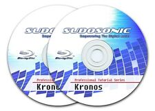 Korg Kronos Video Lessons on Double Blu-Ray