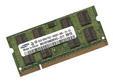 2GB RAM Speicher HP Compaq Notebook 6735s + 6830s - DDR2 Samsung Original