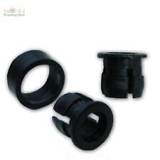 50 LED Montageringe Plastik 5mm LEDs CLIP Ringe Fassung