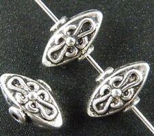 100pcs Tibetan Silver Nice Lantern Spacer Beads 13x7.5x6mm 8747