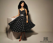 Helicon Rose Coll.Spring/Summer 2017 dress for dolls Barbie Fashion royalty