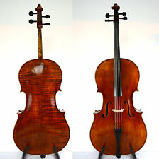 "Fine Copy of Stradivari 1712 the""Davidov"" Cello Fabulous Sound"