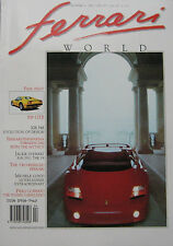Ferrari World magazine Issue 4 December 1989/January 1990 308, 348, Mythos