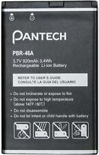 NEW OEM PANTECH PBR-46A BATTERY FOR BREEZE 2 P2000, BREEZE 3 P2030, MATRIX C740