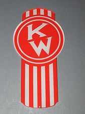 Vintage Style Kenworth Trucks Emblem Badge Wall Sign