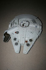 Star Wars Trilogy Collection Millennium Falcon Hasbro 2004 INCOMPLETE for Parts
