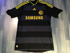 MEDIUM ADULTS CHELSEA FOOTBALL SHIRT SEASON 2009-2010 AWAY