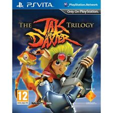 Jak & Daxter Trilogy Game PS Vita Brand New
