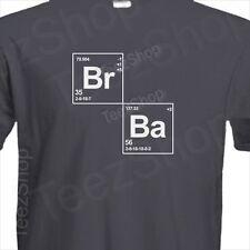 Br Ba Breaking Bad Walter White blue meth cook los pollos Heisenberg T-Shirt