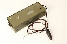 CAR DC ADAPTER, POWER SUPPLY for radio PRC-77