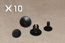 8mm HYUNDAI Chinchetas De Plástico remaches- Acabado Interiores Paneles,