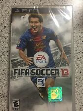 Brand New!!! FIFA Soccer 13 (Sony PSP, 2012) Factory Sealed!!!