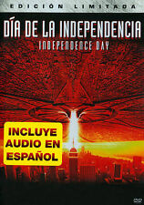 Dia de la Independencia - Independence Day (DVD, 2014, Spanish) NEW@