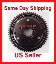Gy6 150cc 125cc Starter Clutch gear Scooter Go Kart Moped Dune Buggie parts ATV
