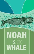 Noah and the Whale Poster Limited Edition 13 x 19 Inches - RARE Indie Rock Art