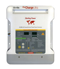 Sterling Ultimate charger ProChargeU 12v 40amp  PCU1240