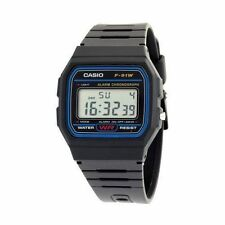Brand New Casio F91W-1 Classic Resin Strap Digital Sport Watch