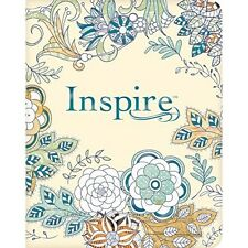 Inspire Bible  -  The Bible for Coloring and Creative Journaling. Free shipping