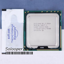 Free shipping Intel Core i7-980X Extreme Edition LGA 1366 (SLBUZ) Processor CPU
