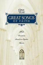 The One Year Great Songs of Faith by Robert Brown and Mark R. Norton (2005,...