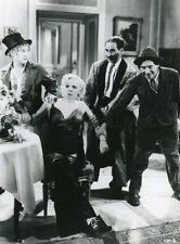 THE MARX BROTHERS  UN JOUR AUX COURSES 1937  VINTAGE PHOTO ORIGINAL