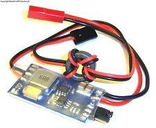 6a UBEC Max 8a Universal Battery Eliminator Circuit 5v or 6v option 7.2v-25.5v