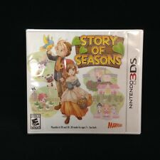 Story of Seasons  (Nintendo 3DS, 2015)  / Brand New / Harvest Moon