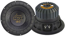 "Lanzar MAX12 4 Ohm 12"" 1000w coche Subwoofer Sub Woofer SPL Sq Bass Driver"