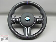 BMW M3 M4 M5 F15 X5M X6M F30 F32 3M Ring 3M Stitch THICK CARBON Steering WHEEL