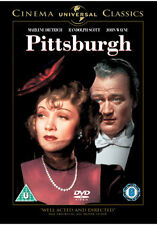 PITTSBURGH - DVD - REGION 2 UK