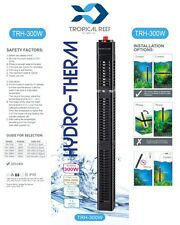 HYDRO-THERM 300W AQUARIUM HEATER WITH HEATER GUARD FISH TANK SUBMERSIBLE STAT